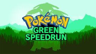 Pokemon Green Any% Speedrun - 0:03 the dream