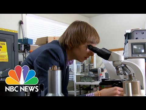 This Teenager Will Revolutionize Nuclear Power | Archives | NBC News