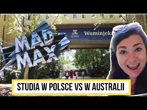 STUDIA W AUSTRALII