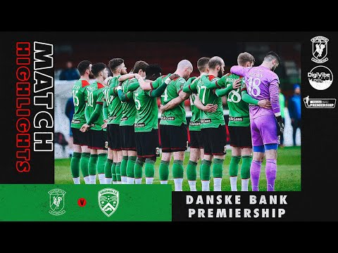 Glentoran Coleraine Goals And Highlights