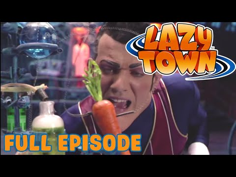 Dr. Rottenstein | Full Episode | LazyTown | Kids Cartoon