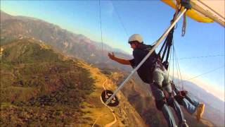 Hang Gliding in Sylmar, CA