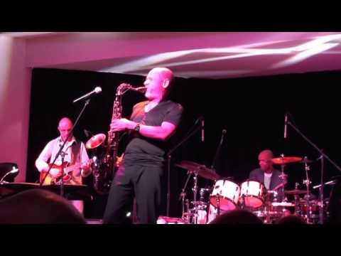 Ill Be There  Kirk Whalum w John Stoddart at 4 Mallorca Smooth Jazz Festival 2015