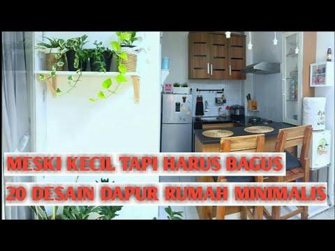 20 Contoh Renovasi Dapur Cocok Untuk Rumah Subsidi Dan Rumah Kecil Youtube