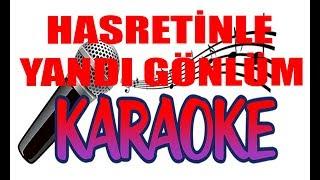 Hasretinle Yandı Gönlüm Karar DO Tempo 78 Karaoke Okumalık Alt Yapı