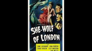She Wolf of London 1946 謎の狼女