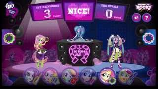 [MLP:FiM] Equestria Girls: Battle of the Bands [Gameplay]