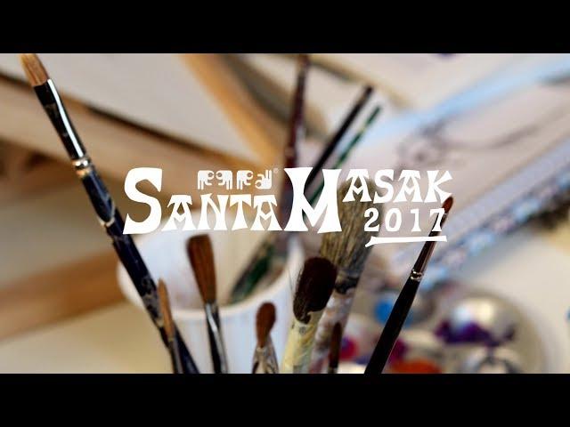 Grafito eta tinta digitalen artean | Santamasak17 | Ilustrador Desegin