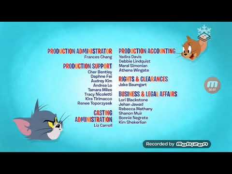 Tom And Jerry Show End Credits 2019