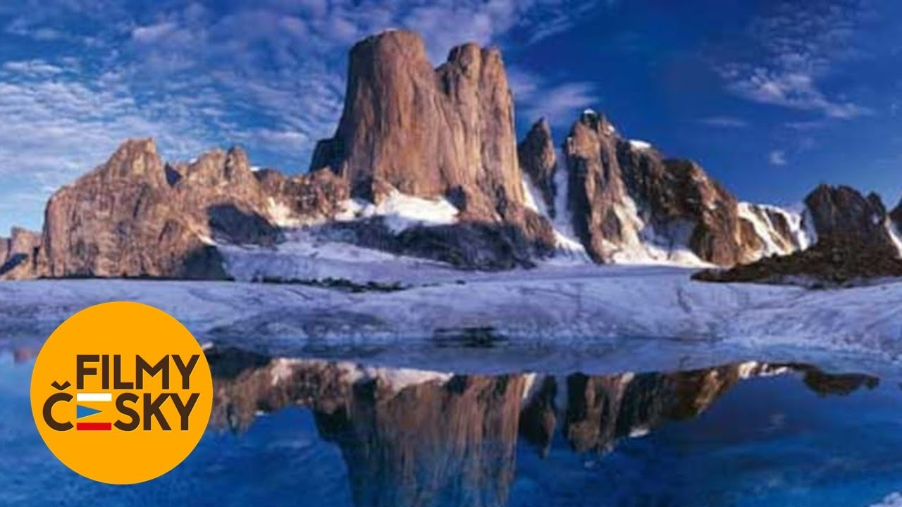 Josef Rakoncaj Expedice Baffin | celý dokument | SD