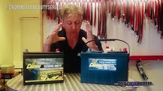 Crown Severe Duty Battery 2.0