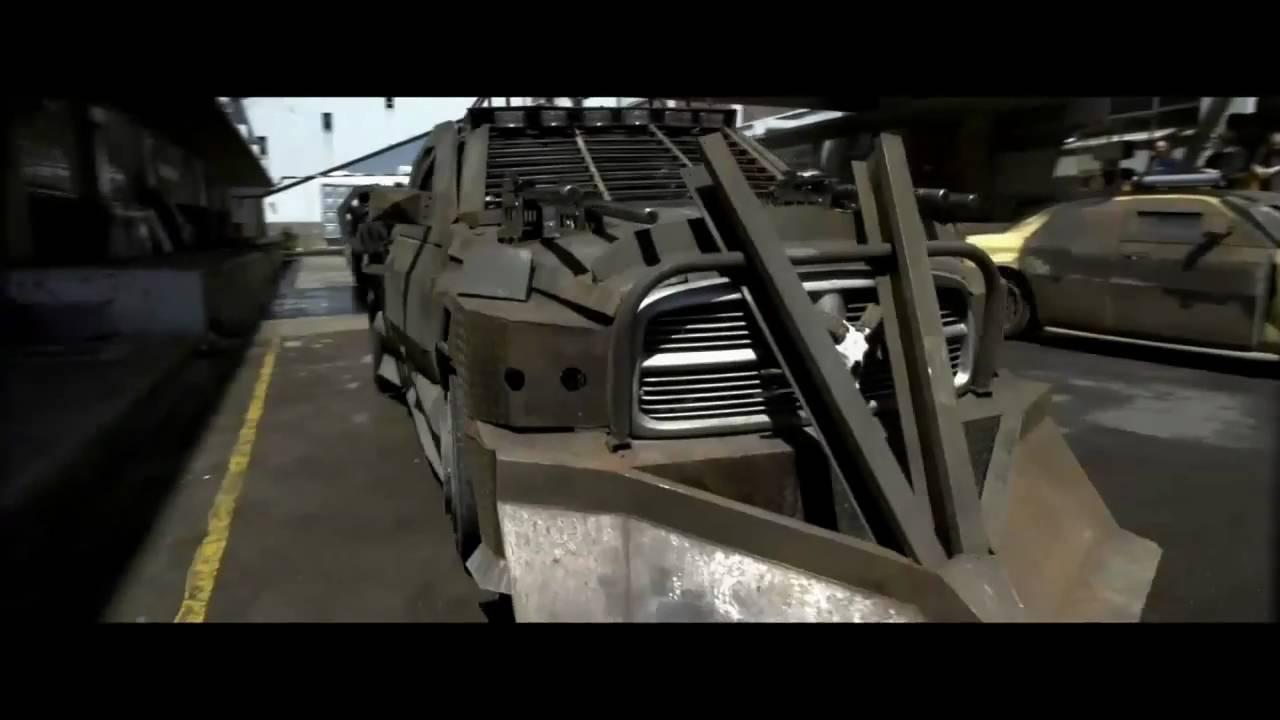 Death Race 2 - Deutscher Trailer [HD]