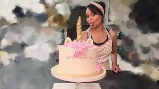 Unicorn Cake | Sugar Me Sparkle