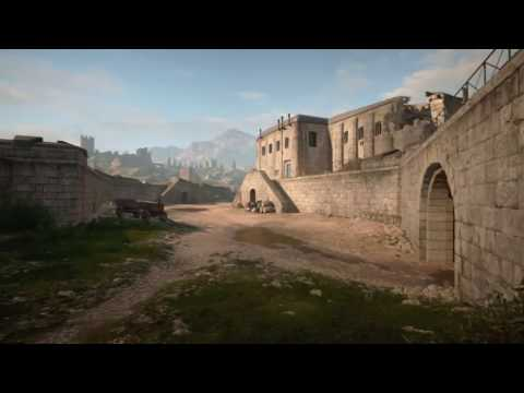 "Battlefield 1 - TDM - ""Kingdom of Italy"" vs ""Austro-Hungarian Empire"""