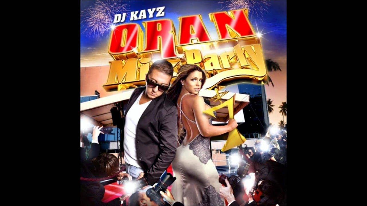 dj kayz oran mix party 7