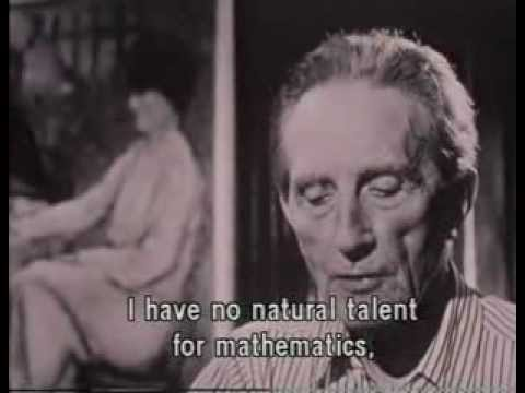 Marcel Duchamp on Chess