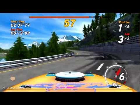 SEGA Rally Online Arcade: How to Unlock The Icelandic Racer (Commentary)