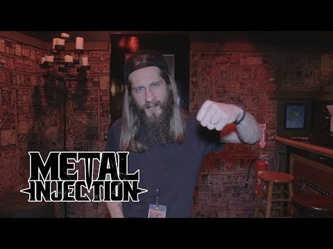 Richie Cavalera Of INCITE On 10 Questions With | Metal Injection