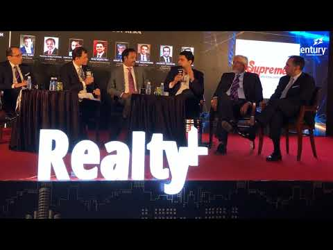Mr. Ravindra Pai, MD - Century Real Estate at Realty Plus Conclave and Excellence Awards, 2017