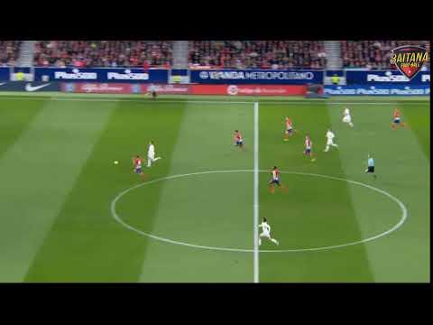 Cristiano Ronaldo vs Juanfran incredible Sprint ● Real madrid Vs atletico CR7 Getting old 😢