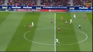 Cristiano Ronaldo vs Juanfran incredible Sprint ● (Real madrid Vs atletico) CR7 Getting old 😢