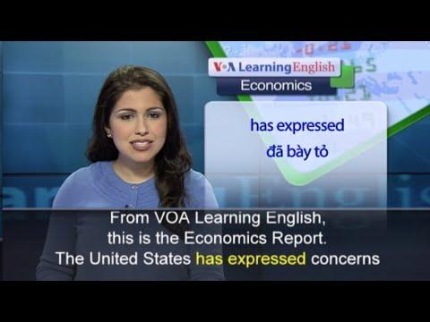 Phát âm chuẩn cùng VOA - Anh ngữ đặc biệt: Asia Infrastructure Development Bank (VOA)