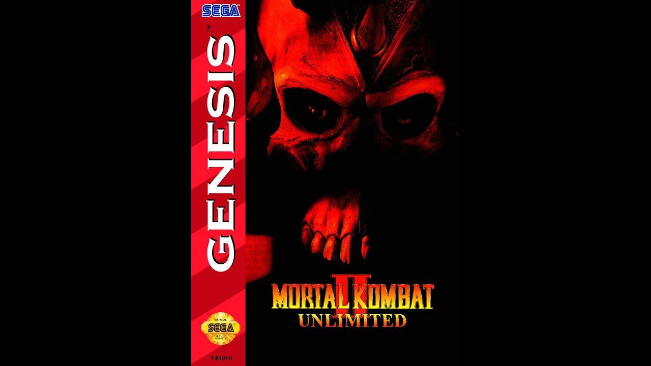 Mortal Kombat Ii Unlimited Sega Genesis Supreme Demonstration Youtube