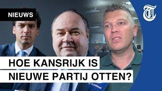 'nieuwe Partij Henk Otten Mist Charisma Thierry Baudet'