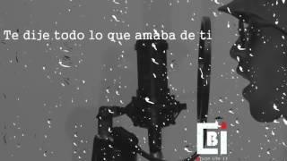 Maikel Delacalle No Quiero Llorar Love Yourself Letra Video Lyric Youtube