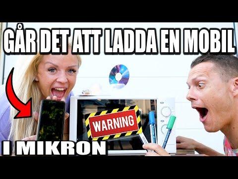 GÅR DET ATT LADDA EN MOBIL I MIKRON