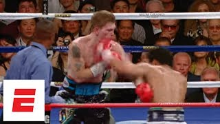 Reliving Manny Pacquiao's best fights and biggest hits | ESPN