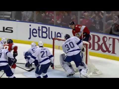 Tampa Bay Lightning vs Florida Panthers | NHL | 07-NOV-2016