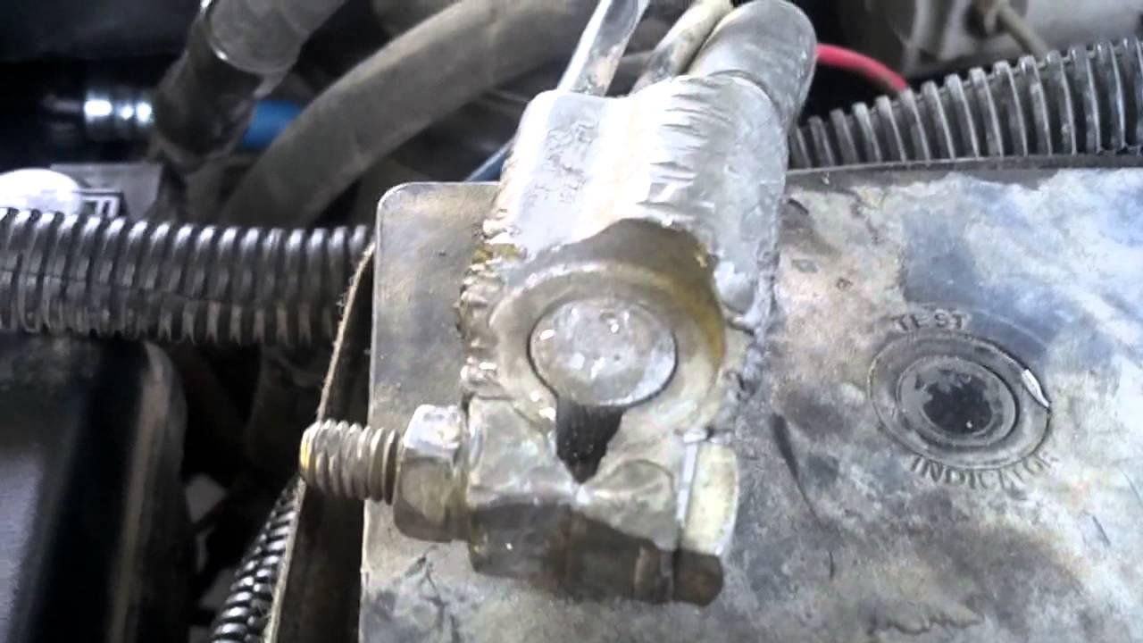 Cold Long No Start 2003 Dodge Ram 59 Cummins 24 V Youtube Fuel Filter Location
