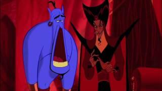 Jasmine Kisses Jafar 【Jasmine Fandub】 Disney's Aladdin