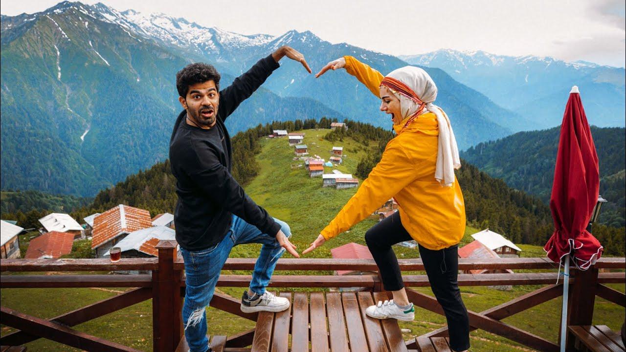 أجمل وادي في العالم - طرابزون Trabzon