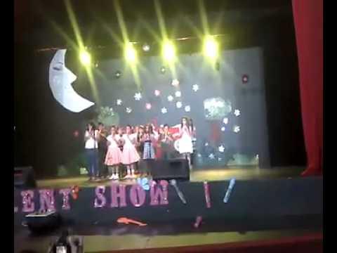 Talent show 2012 escuela olga mas ramirez