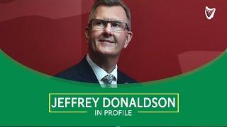Jeffrey Donaldson in Profile