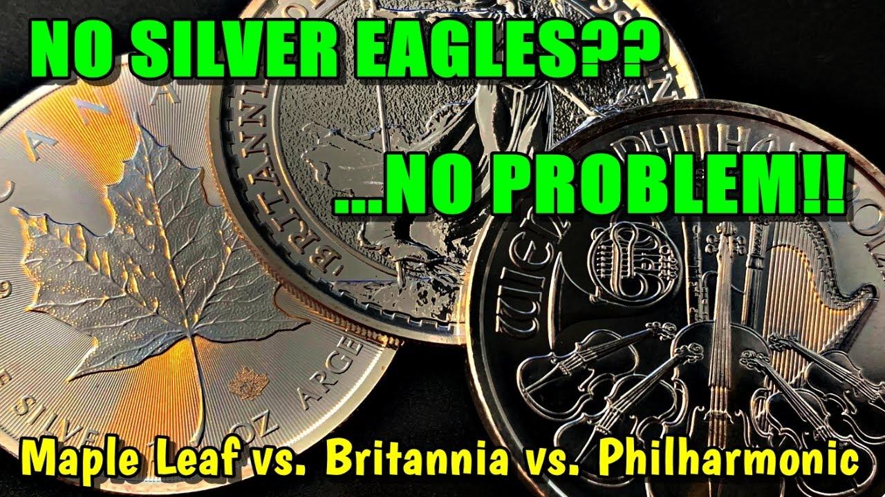 Silver Eagle Alternatives Top Notch World Mint Bullion To Pour Money Into