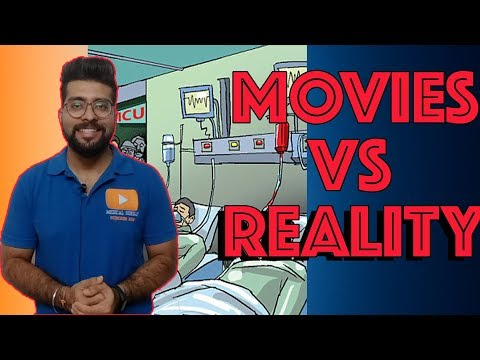 Hospital me movie shooting reality? || Medical Guruji