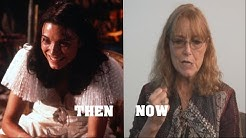 Indiana Jones cast Then and Now