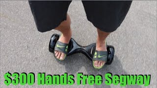 Hands Free Segway Review - IOhawk, Phunkeeduck, Monorover