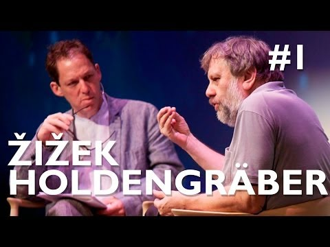 "Slavoj Žižek + Paul Holdengräber ""Surveillance and whistleblowers"" - International Authors' Stage"