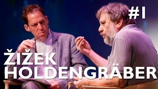"Slavoj Žižek + Paul Holdengräber ""Surveillance and whistleblowers"" - International Authors"