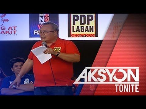 Ilang miyembro ng PDP-Laban, gustong mapatalsik si Rep. Alvarez