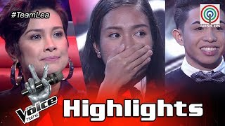 The Voice Teens Philippines Live Show: Team Lea Top 2 Announcement