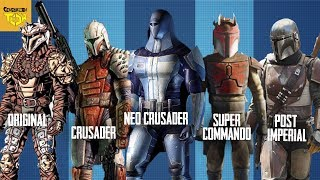 Download The Evolution of the MANDALORIANS Mp3 and Videos