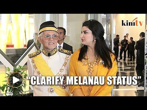 'Sarawak must clarify Melanau status of Taib's wife'