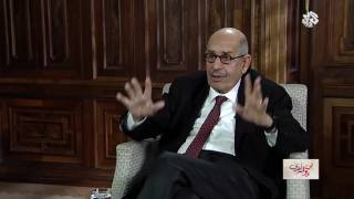 البرادعي: القذافي كان له برنامج نووي ''خيبان''.. وتفاخر أمامي بدعم الإرهاب