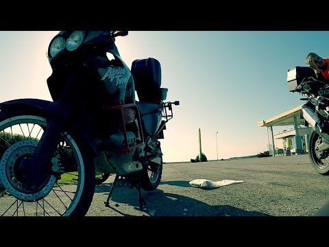 Adventure Motorcycle trip to Estonia on Honda Africa Twin CRF1000L, XRV750, Kawasaki Versys 650
