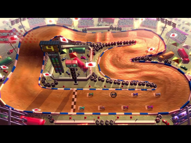 Rock'N Racing Off Road DX : Game Review